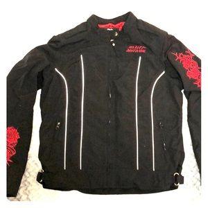 RARE NWOT HARLEY DAVIDSON Women's Jacket Vintage
